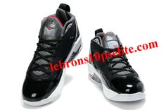 Carmelo Anthony Shoes - Jordan Melo M8 Black White Gray Red Nike Shoes 13962d942ef