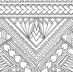 Wrap Around Arm Polynesian Tattoo Design and Stencil – Instant Digital Down … - maori tattoos Polynesian Tattoo Sleeve, Polynesian Tattoo Meanings, Polynesian Tattoos Women, Polynesian Tattoo Designs, Filipino Tattoos, Maori Tattoo Designs, Hawaiian Tattoo, Sleeve Tattoos, Polynesian Men