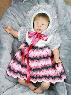 Knitting - Patterns for Children & Babies - Sugar & Spice Dress