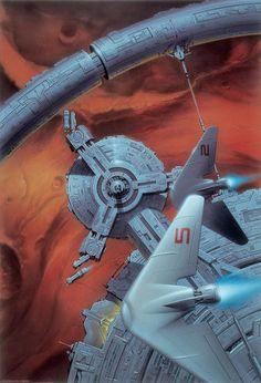 The Artwork Of Legendary Sci-Fi Magazine Omni | Co.Design | business + design