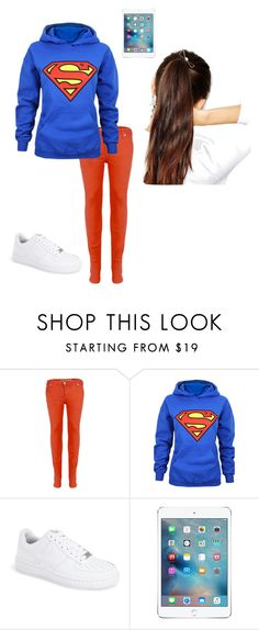 """""""Untitled #3"""" by adriannanichole10 on Polyvore featuring Victoria, Victoria Beckham, NIKE and ASOS"""