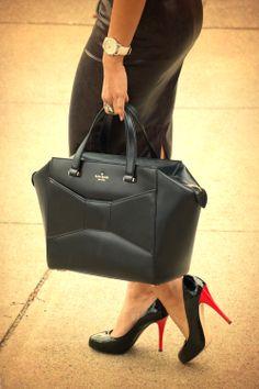 loveplayingdressup , red heels, patent leather , beau bag, guissepe zanotti