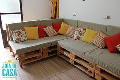 Outdoor Furniture, Outdoor Decor, Boy Room, Sweet Home, Sofa, Inspiration, Home Decor, Wooden Sofa, Living Room