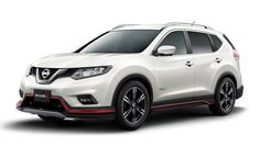 Nismo Nissan X-Trail Hybrid Performance Package (T32) '01.2016