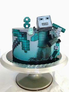 Minecraft by Art Bakin