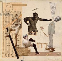 Marquis de Sade, Erwin Blumenfeld, 1921