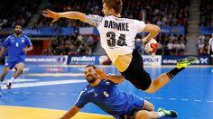 Handballer sind auf Achtelfinalkurs: DHB-Team putzt Chile von der Platte - n-tv.de
