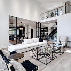 Modern home design – Home Decor Interior Designs Modern Interior Design, Interior Design Living Room, Living Room Decor, Modern Living Room Designs, Interior Ideas, Contemporary Home Design, Luxury Interior, White House Interior, Living Rooms
