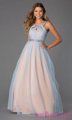 Prom Dresses, Celebrity Dresses, Sexy Evening Gowns: Floor Length Sleeveless Dress