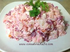 Recipe For Dominican Potato Salad