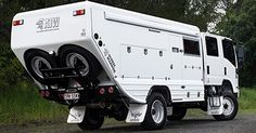 All Terrain Warrior's Global Warrior 4x4 Motor Home