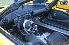 2006 Lotus Elise Interior