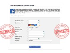 """""""Someone Has Reported Your Actions"""" Facebook Phishing Scam"""