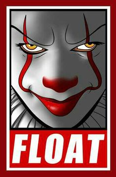 IT 'FLOAT' POSTER 2.