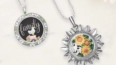 Origami Owl Spring 2017 Collection! Brand new Daisy Living Locket and daisy charms! Click to shop the entire Origami Owl Store and email kristy@foreversparkly.com for a free gift with purchase!