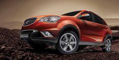 Ssangyong Korando - it's not horrible... Rear Seat, Diesel, Car, Diesel Fuel, Automobile, Autos, Cars