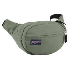 Jansport Fifth Avenue Fanny Pack - Muted Green