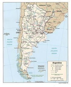 Dying to do a road-trip through Argentina. Traveling With Baby, Traveling By Yourself, Argentina Map, South America Animals, Sailing Trips, Travel Route, Enjoy Your Vacation, Retro Images, Best Hotel Deals