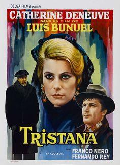 Tristana, by Luis Buñuel,