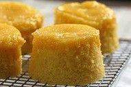 Steamed Lemon Curd Pudding