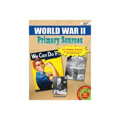 Primary Source Packs include more than 20 historical documents to help students think critically and analytically, interpret events, and question the various perspectives of history. Created to suppor