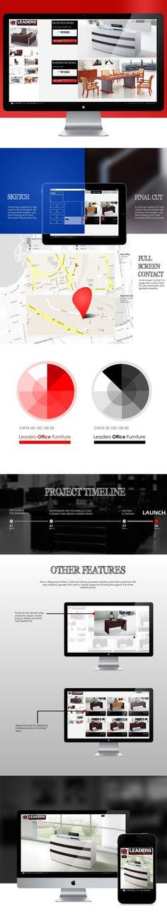 UI Design V2  - The New LOF by Goldtree , via Behance