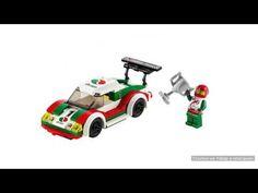 Гоночный автомобиль Лего Сити (Lego City)