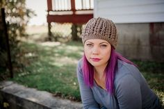 On The Go Beanie Crochet Pattern All Free Crochet, Crochet Baby Hats, Crochet Beanie, Single Crochet, Easy Crochet, Beanie Pattern, Cardigan Pattern, Front Post Double Crochet, Evening Outfits