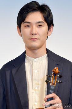 8901x600)松田龍平/楽器提供:日本ヴァイオリン(C)モデルプレス, 20170109