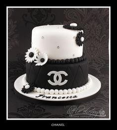 be594026be Chanel by Little Cherry Cake Company