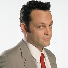 Vince Vaughn. Probably one of the funniest actors around! I LOVE HIM! He cracks me up.