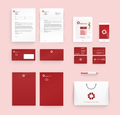 IPS // visual identity by Carla Serra, via Behance