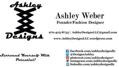 Business card (front