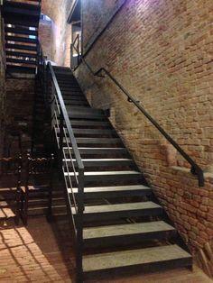 Best Metal Stairs Rose Street Exterior General Pinterest 400 x 300
