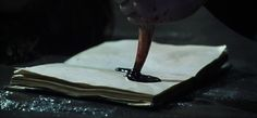 Items similar to Tom Riddle / Lord Voldemort's diary from Harry Potter & The Chamber of Secrets on Etsy Draco Malfoy, Hermione Granger, Ginny Weasley, Harry Potter Film, Harry Potter Universal, Luna Lovegood, Tom Riddle Diary, No Muggles, Slytherin Aesthetic