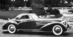 1939 Lancia Astura IV Serie by Touring