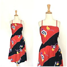 Vintage 70s Sundress available at Rogue Girl Vintage via Etsy. @roguegirlvintage #sundress #70sdress #vintage #vintagedress #fashion