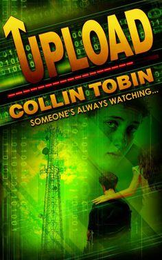 #Books #SciFiRomance   Upload, by Collin Tobin