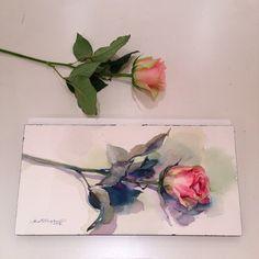 Rose in Geneva...