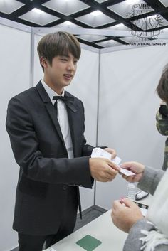 #BTS - Japan Official Fanclub  #JIN