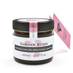 Make Me Bio Garden Roses Krem Nawilżający dla skóry suchej i wrażliwej