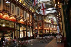 Ocho lugares que visitar en Londres que (casi) nadie conoce... ¡y gratis! Leadenhall Market