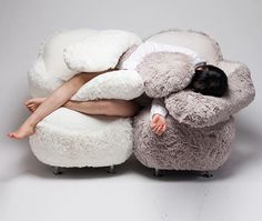 The Hug Sofa by Eun Kyoung Lee.