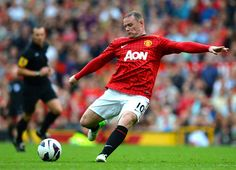 WAYNE ROONEY put the Saints into Room 101.    The striker's double took his tally to 101 goals at Old Trafford as United became the first club to win 300 Prem home games.