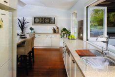 Bifold Windows at the Kitchen