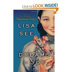 Loved it.  Dreams of Joy.  Lisa See.
