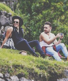 Liam Payne and Harry Styles One Direction Liam James, Machu Picchu, Liam Payne, X Factor, Love Of My Life, My Love, I Love One Direction, 1d And 5sos, Harry Edward Styles
