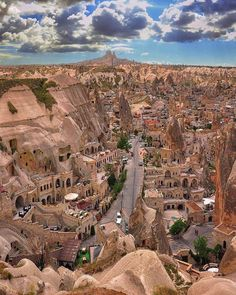 Cappadocia, Turkey. Beautiful Places To Travel, Wonderful Places, Travel Photographie, Turkey Travel, Travel Aesthetic, Places Around The World, Dream Vacations, Places To See, Travel Inspiration