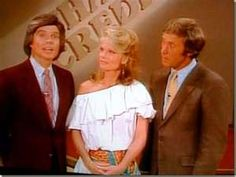 That's Incredible The show featured people performing unbelievable stunts co-hosted by John Davidson, Fran Tarkenton and Cathy Lee Crosby. Had to pin this to see if anybody still thinks I look like John Davidson. My Childhood Memories, Sweet Memories, School Memories, Childhood Toys, Cathy Lee Crosby, John Davidson, Before I Forget, Nostalgia, Vintage Tv