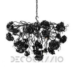 #metal #design #lightning Светильник  потолочный подвесной Brand Van Egmond Love you love you not, LYC80BL изображение